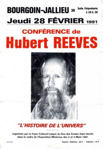 Affiche 1991 Reeves