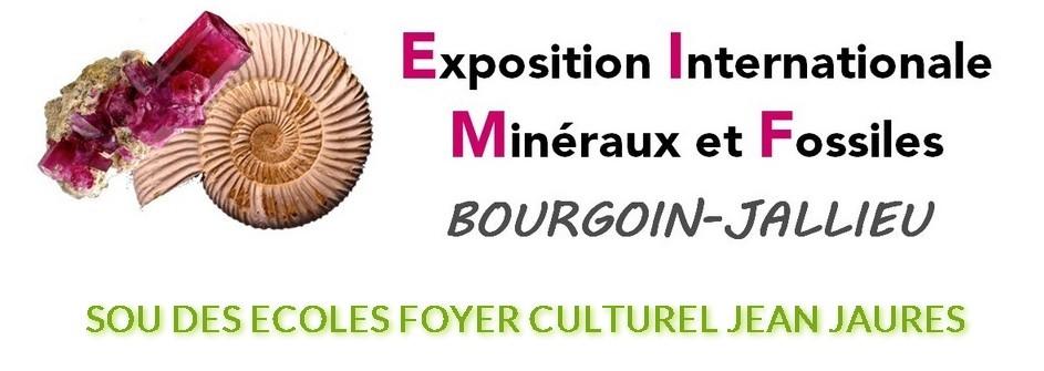 Exposition Internationale de Minéraux et Fossiles
